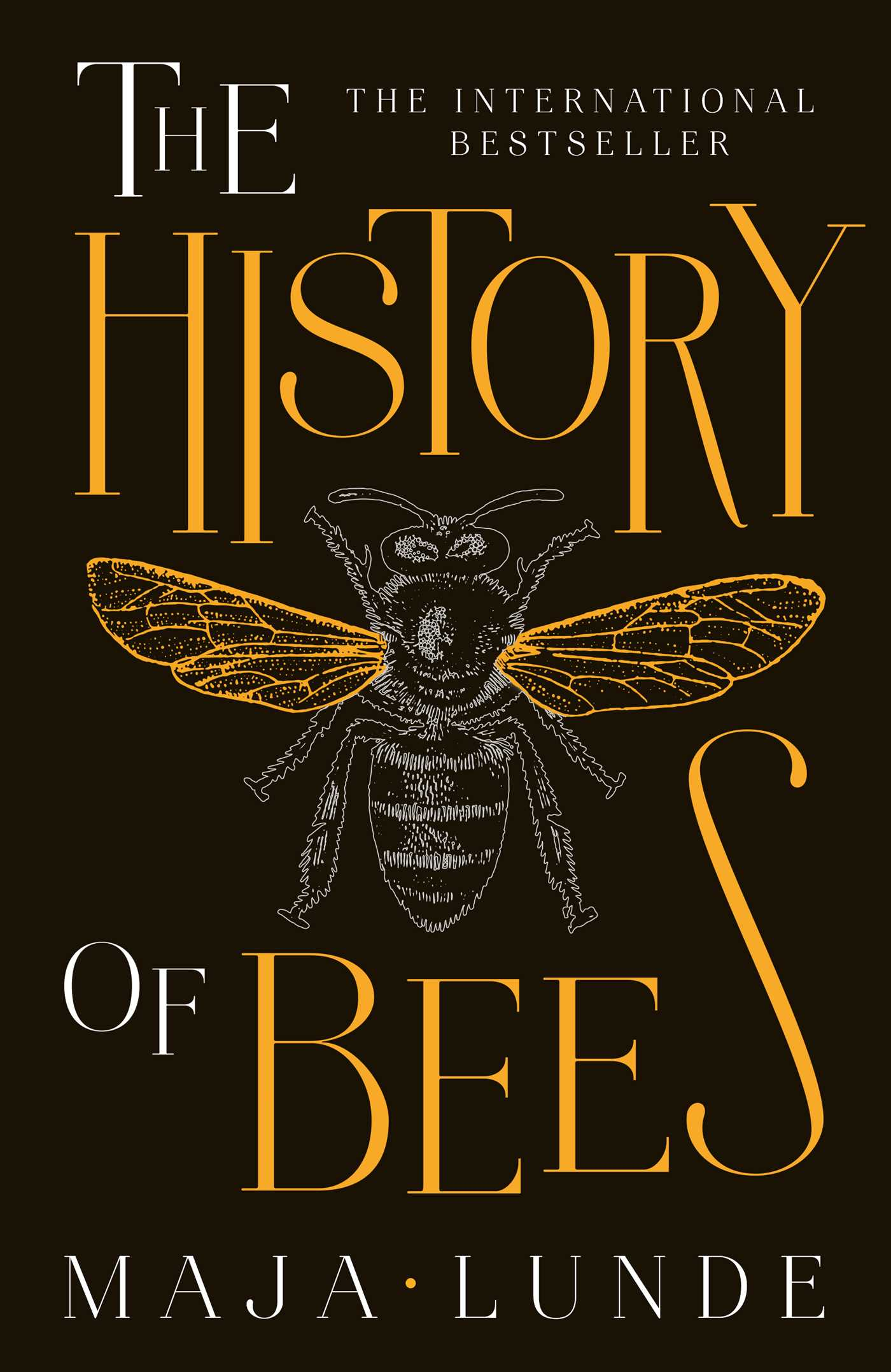 The History Of Bees  Book By Maja Lunde  Official