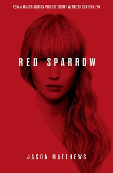 Image result for red sparrow cover