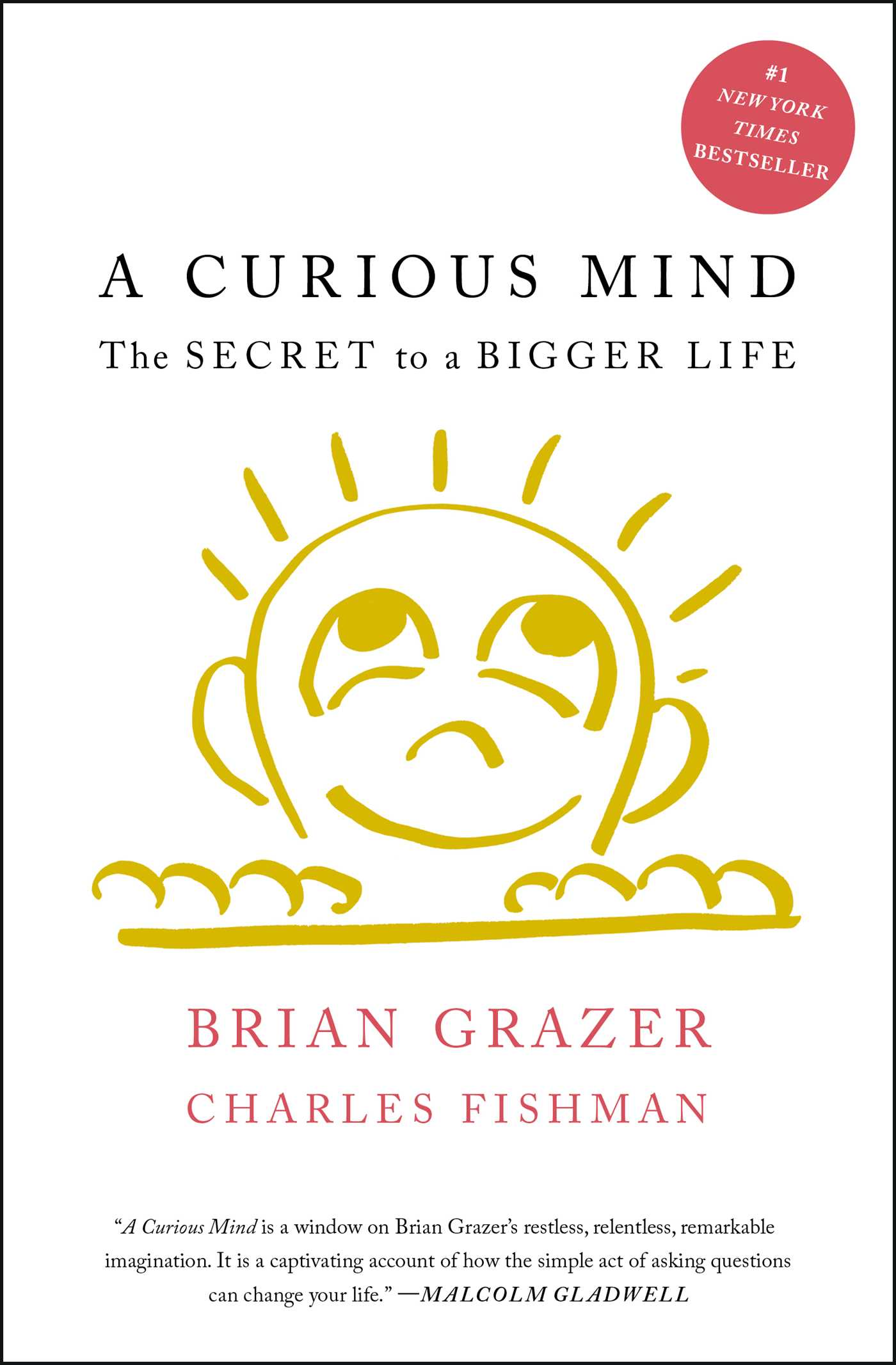 A Curious Mind Book By Brian Grazer Charles Fishman Official