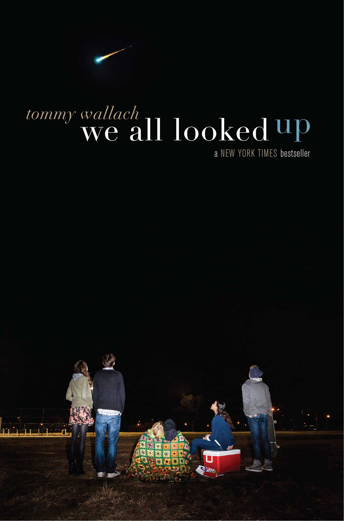 Image result for we all looked up