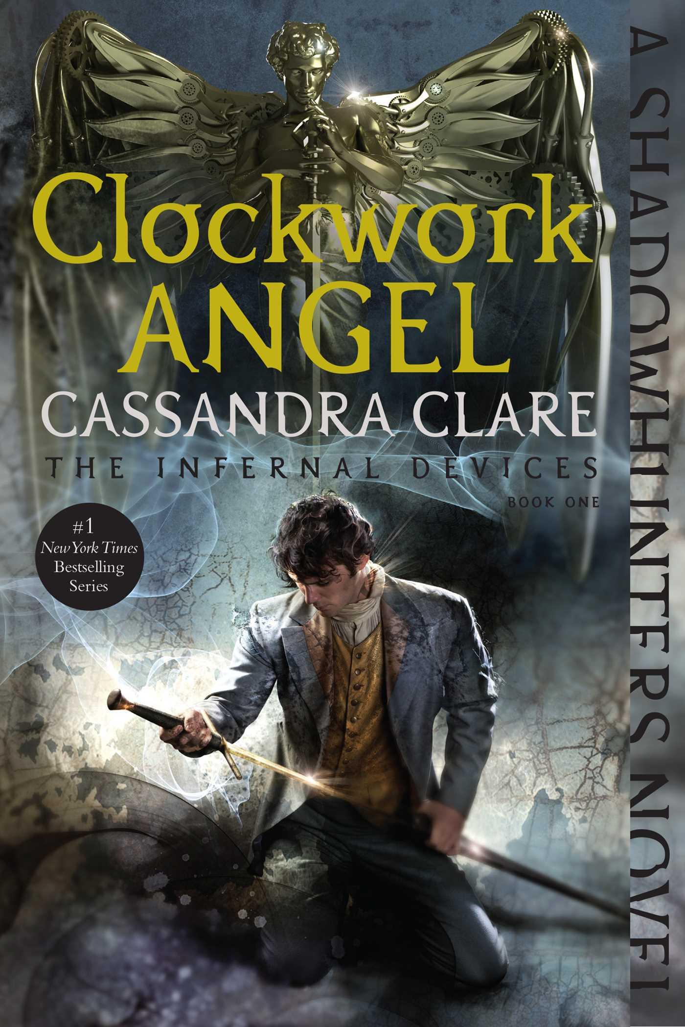 Clockwork angel 9781481456029 hr
