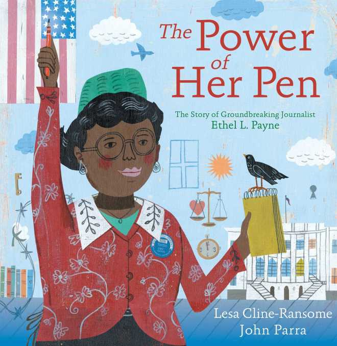 The Power of Her Pen | Book by Lesa Cline-Ransome, John Parra | Official  Publisher Page | Simon & Schuster