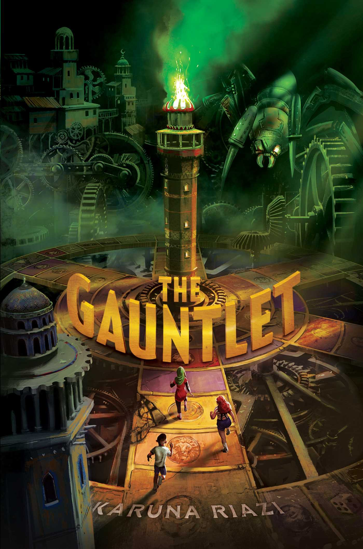 The Gauntlet  Book By Karuna Riazi  Official Publisher