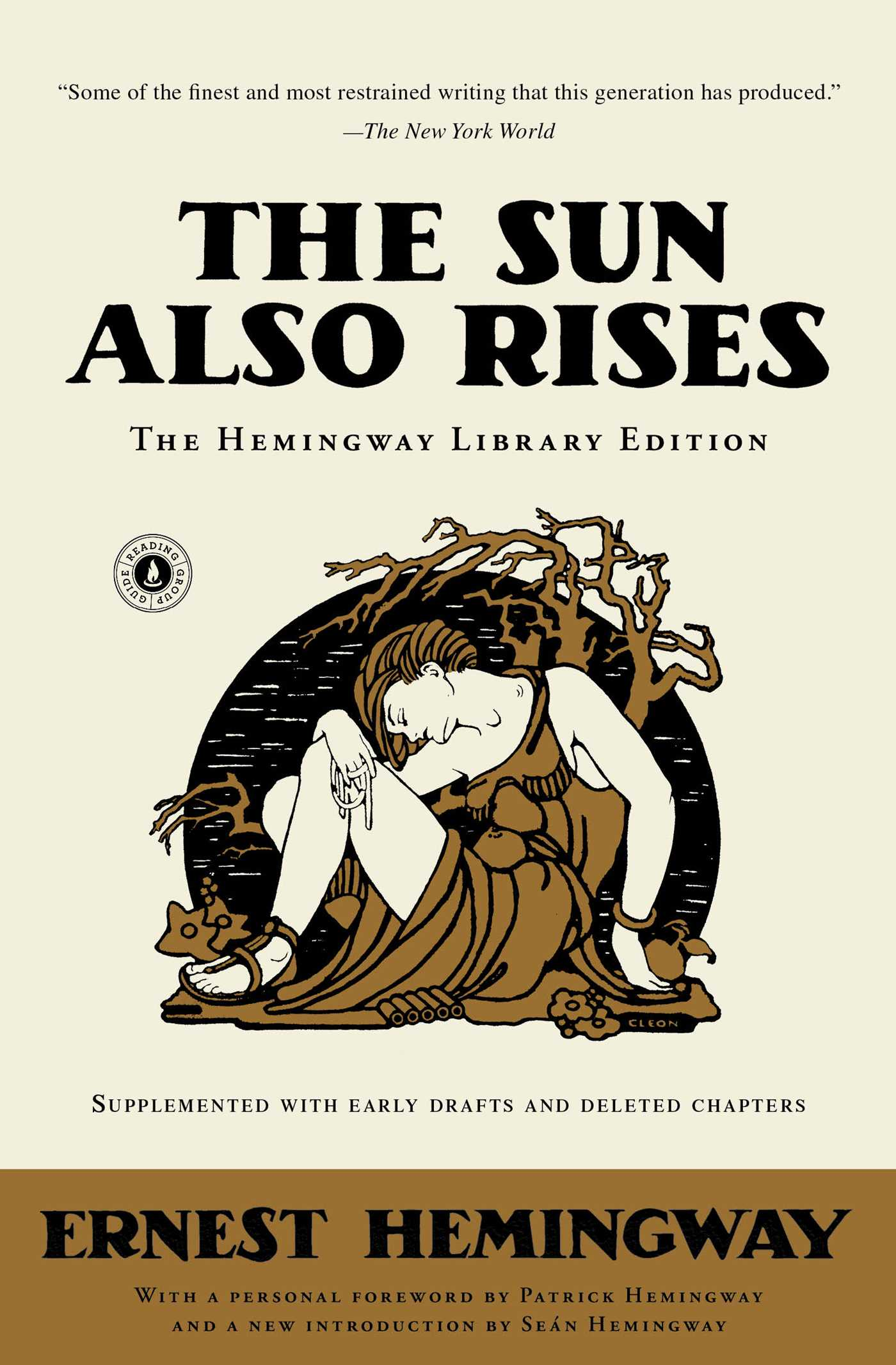 The Sun Also Rises  Book by Ernest Hemingway  Official Publisher Page  Simon  Schuster