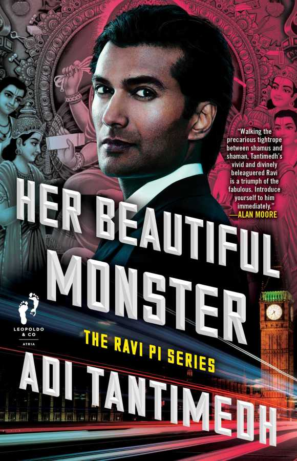 Her Beautiful Monster | Book by Adi Tantimedh | Official Publisher ...