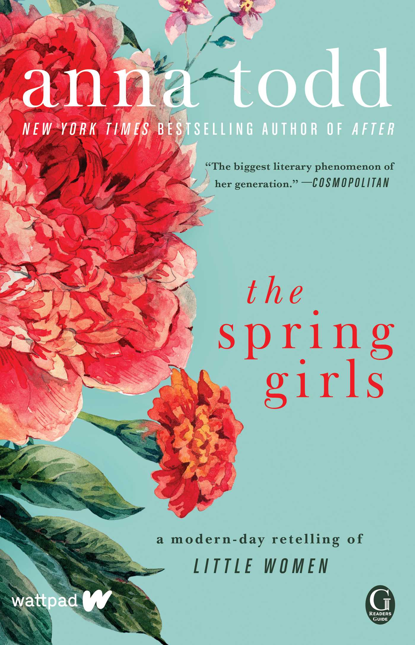 Image result for anna todds the spring girls blog tour