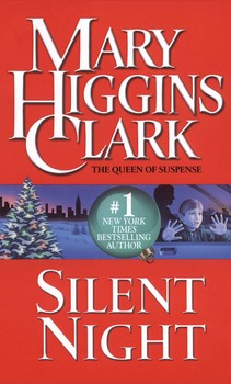 Image result for silent night by mary higgins clark