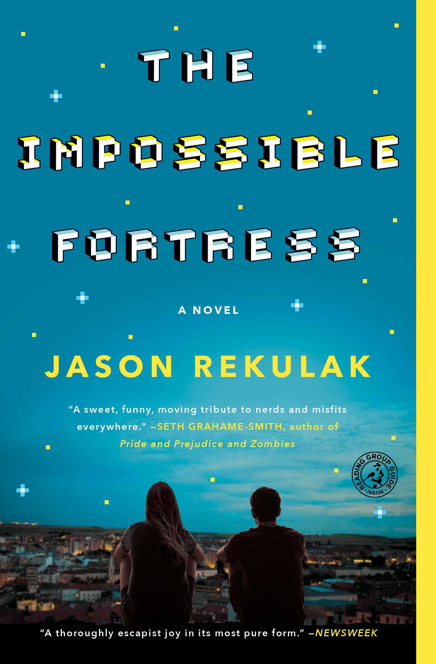 The Impossible Fortress  Book by Jason Rekulak  Official