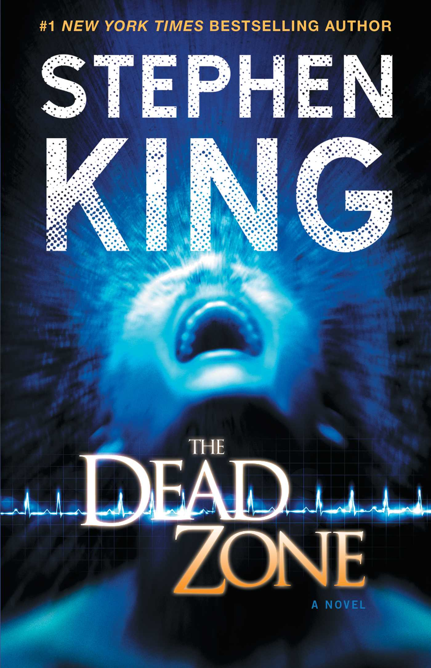 The Dead Zone  Book by Stephen King  Official Publisher