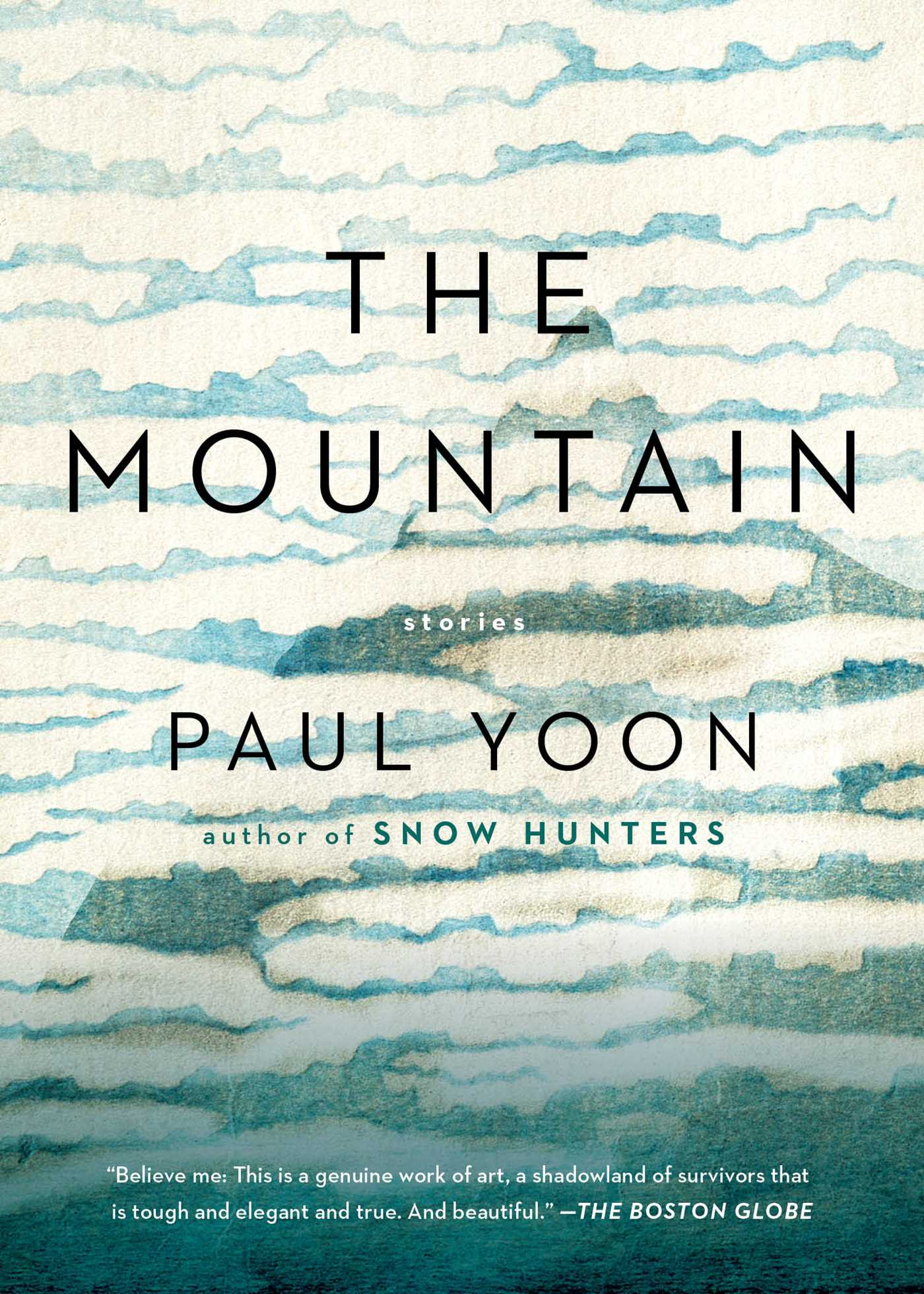 The Mountain Book By Paul Yoon Official Publisher Page Simon