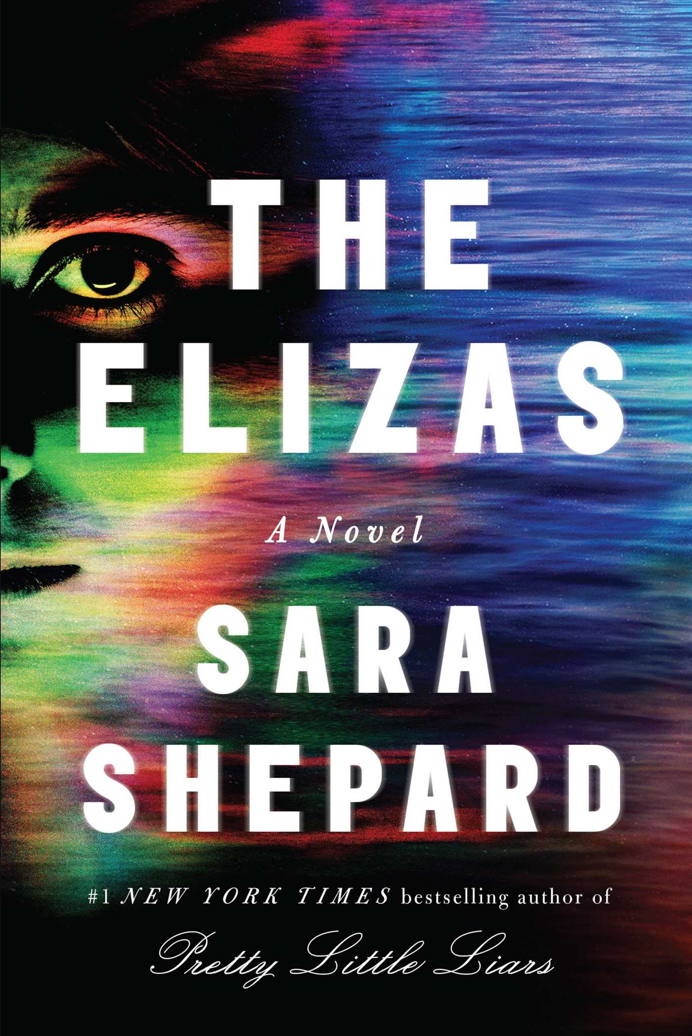 The Elizas Book By Sara Shepard Official Publisher Page Simon