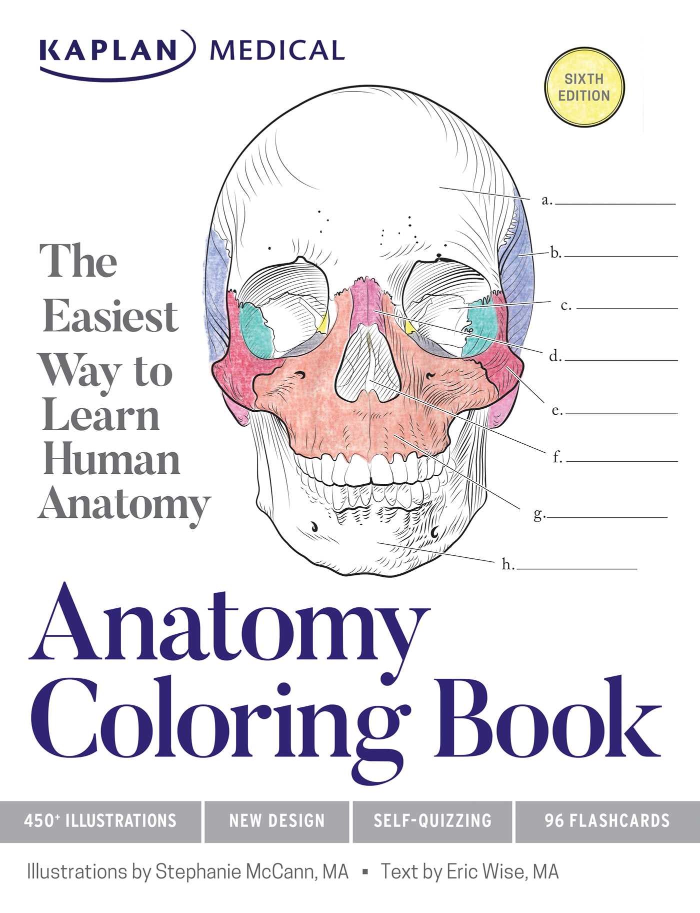 hight resolution of anatomy coloring book book by stephanie mccann eric