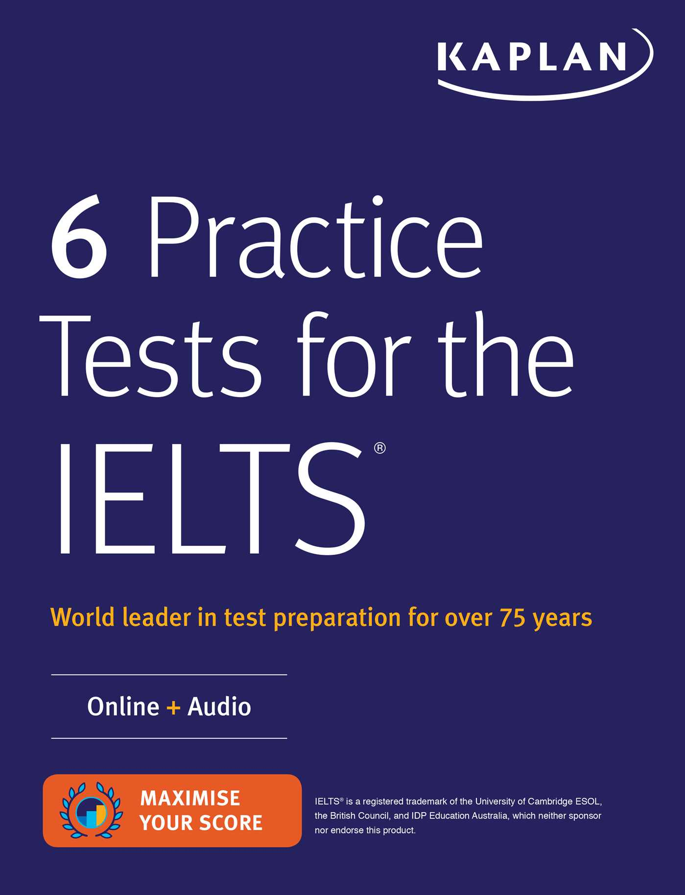 6 Practice Tests For The Ielts