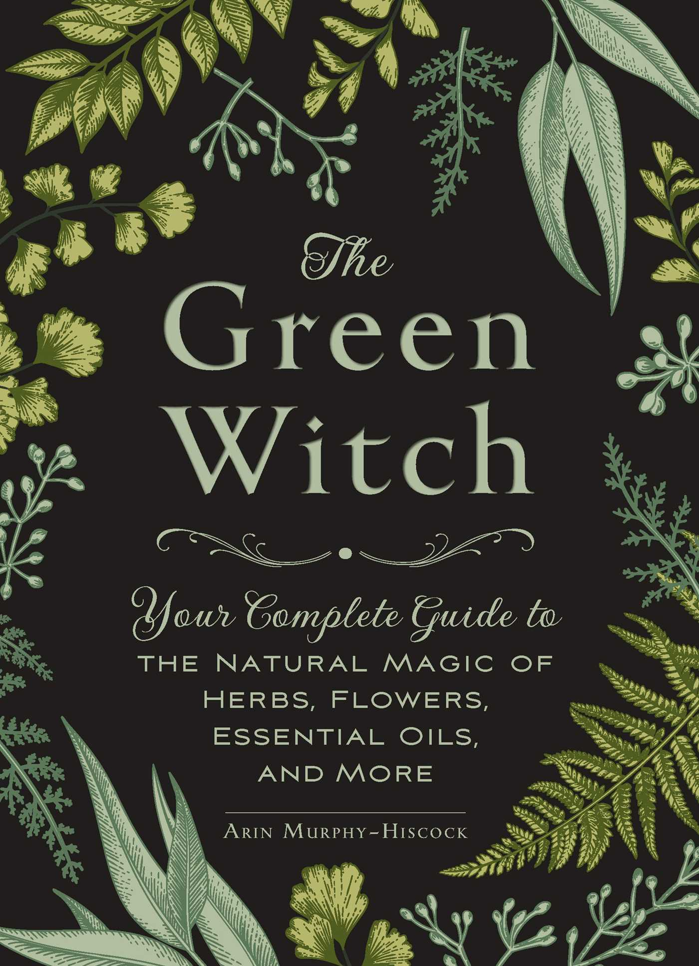The Green Witch  Book by Arin MurphyHiscock  Official