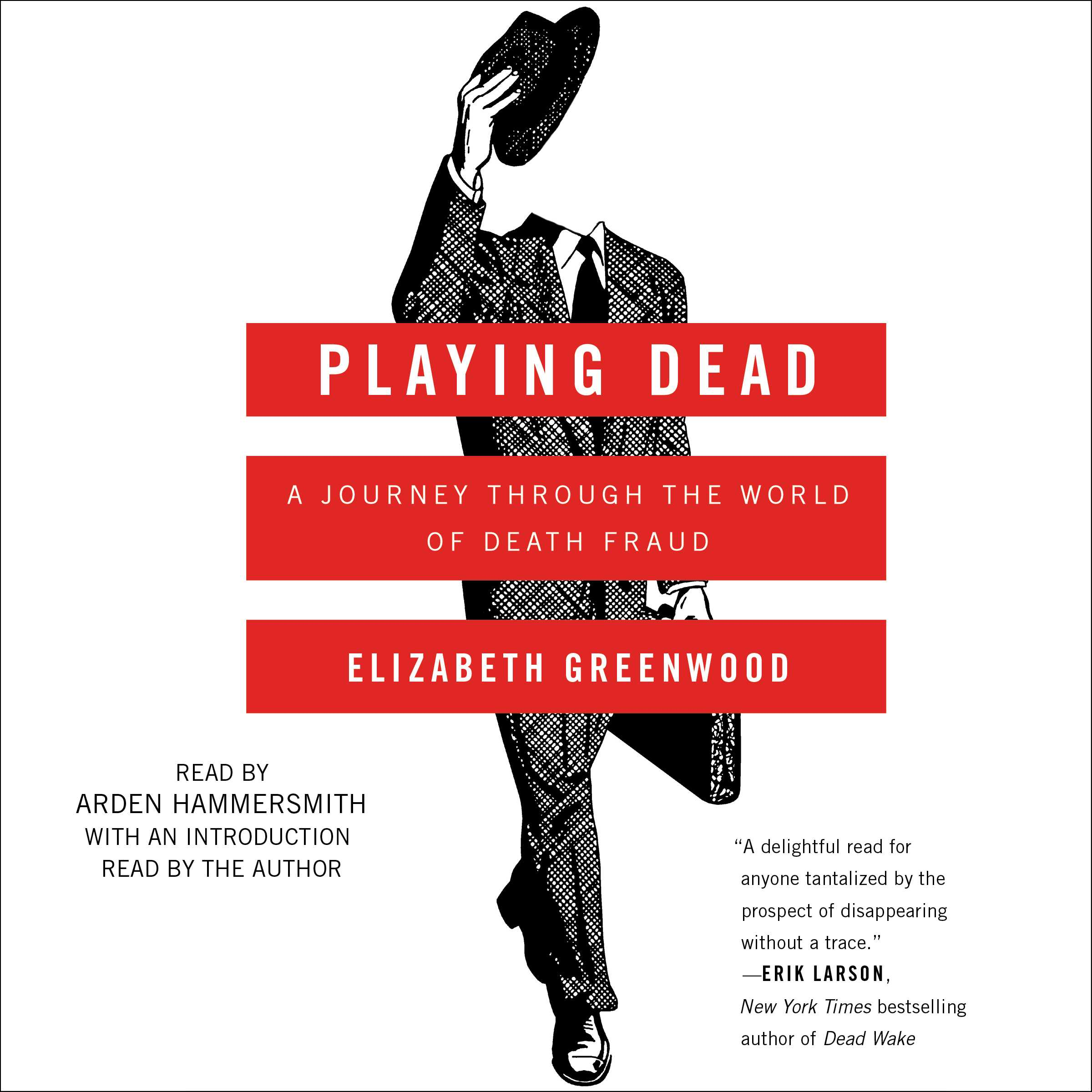Image result for playing dead audiobook