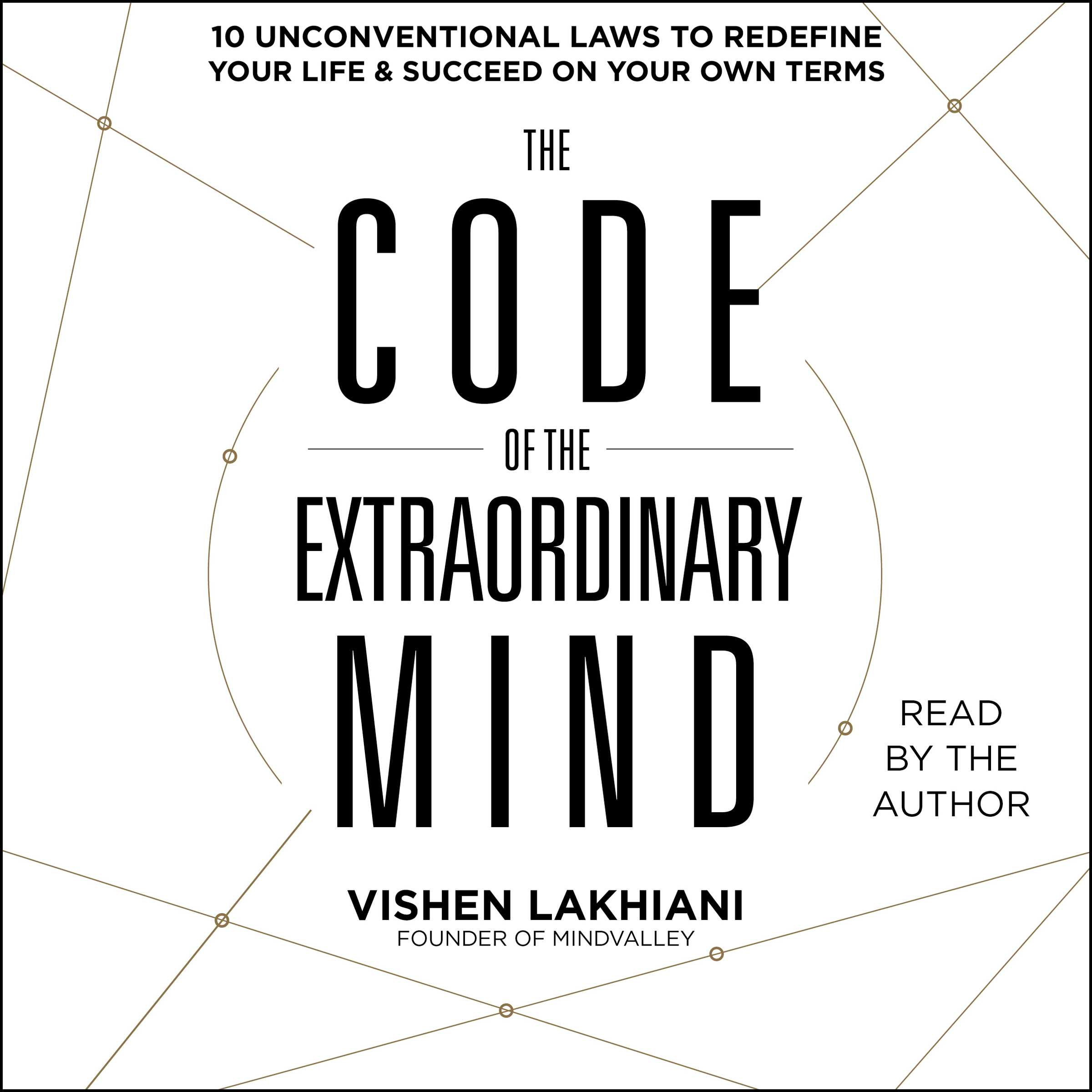 The Code of the Extraordinary Mind Audiobook by Vishen
