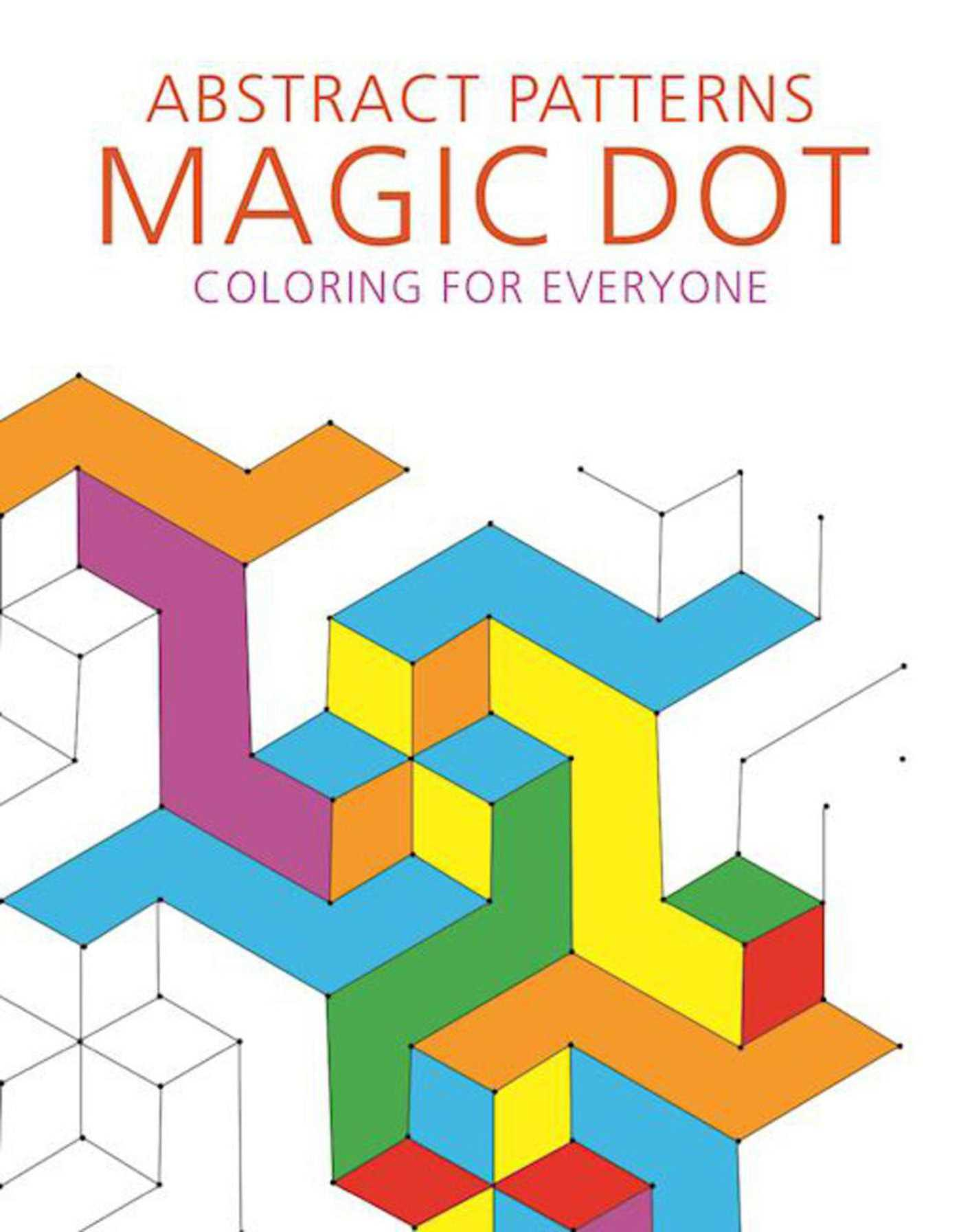 hight resolution of abstract patterns magic dot coloring for everyone