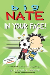 Big Nate Series : series, Nate:, Face!, Lincoln, Peirce, Official, Publisher, Simon, Schuster