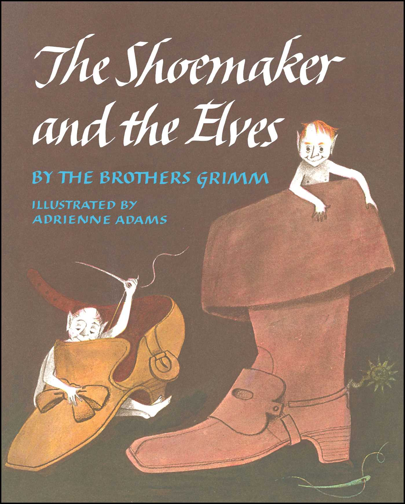 Shoemaker And The Elves