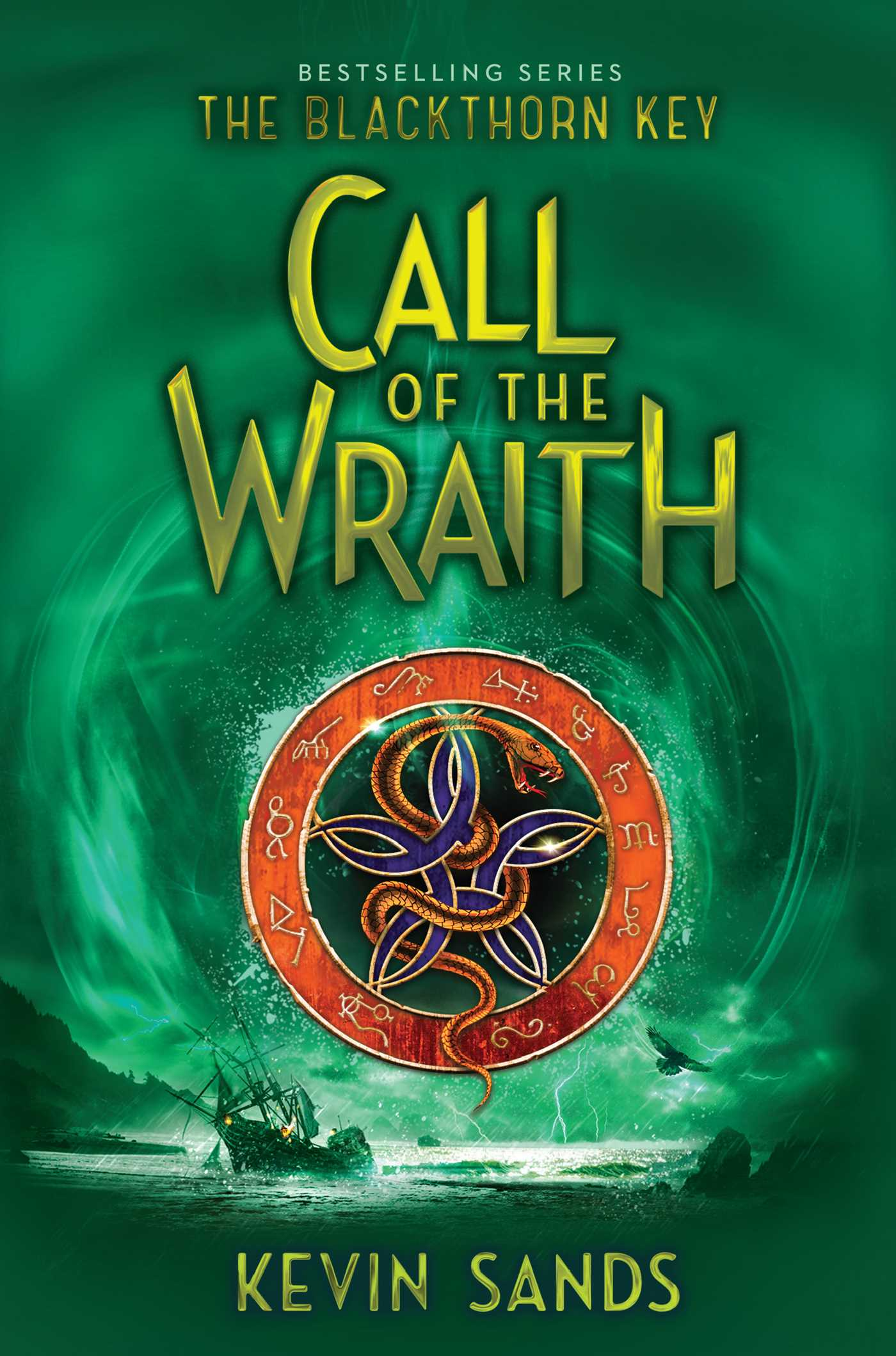 Call of the Wraith  Book by Kevin Sands  Official Publisher Page  Simon  Schuster