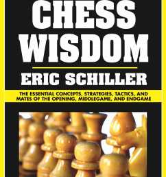 book cover image jpg encyclopedia of chess wisdom [ 1400 x 2100 Pixel ]
