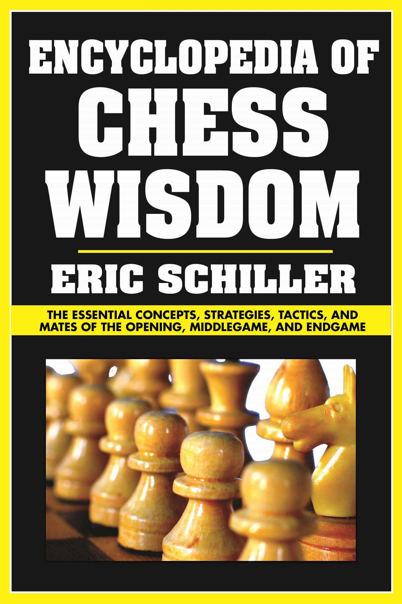hight resolution of book cover image jpg encyclopedia of chess wisdom