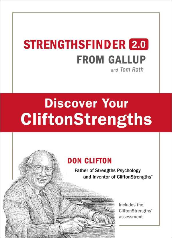 StrengthsFinder 20 Book by Tom Rath Official
