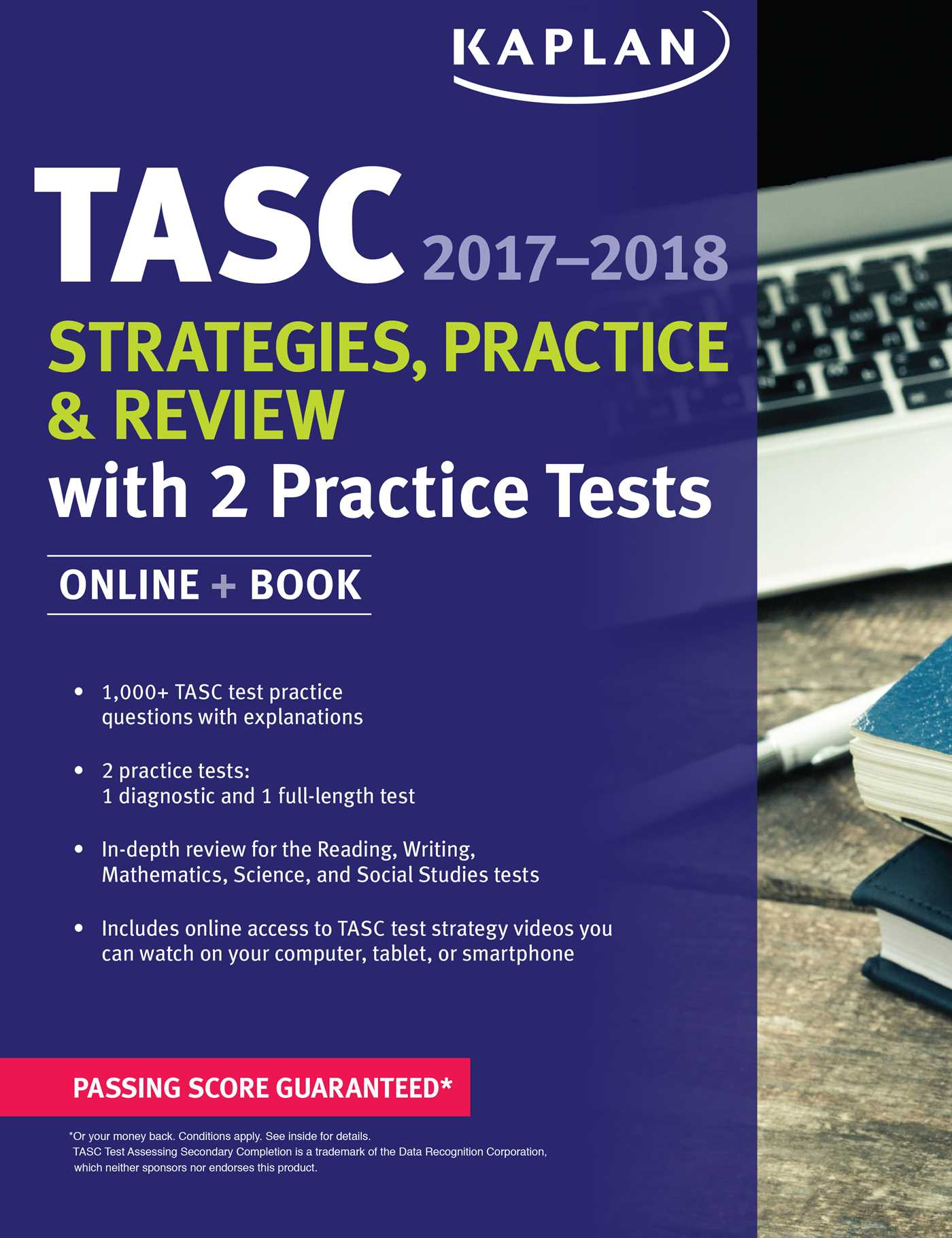 Tasc Strategies Practice Amp Review With 2 Practice Tests