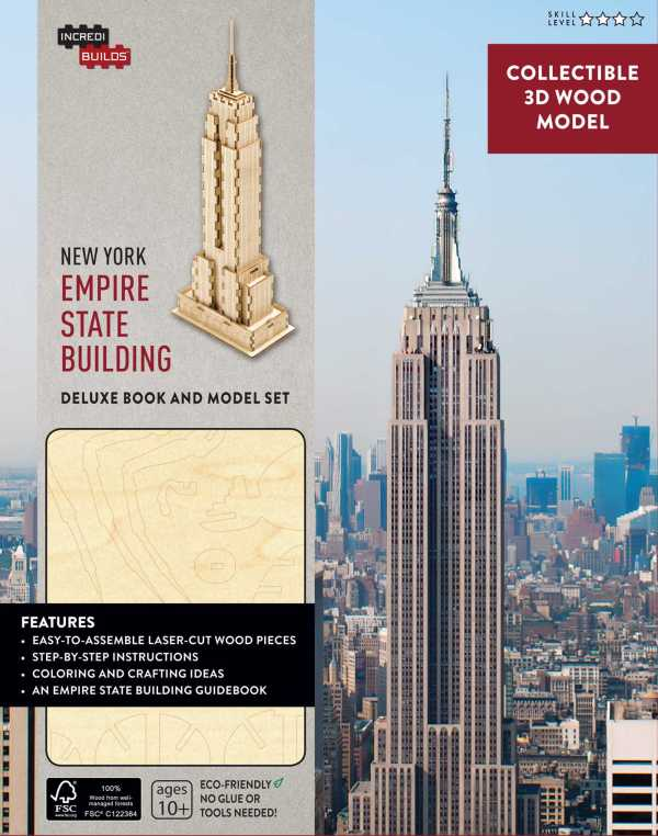 Books About Empire State Building