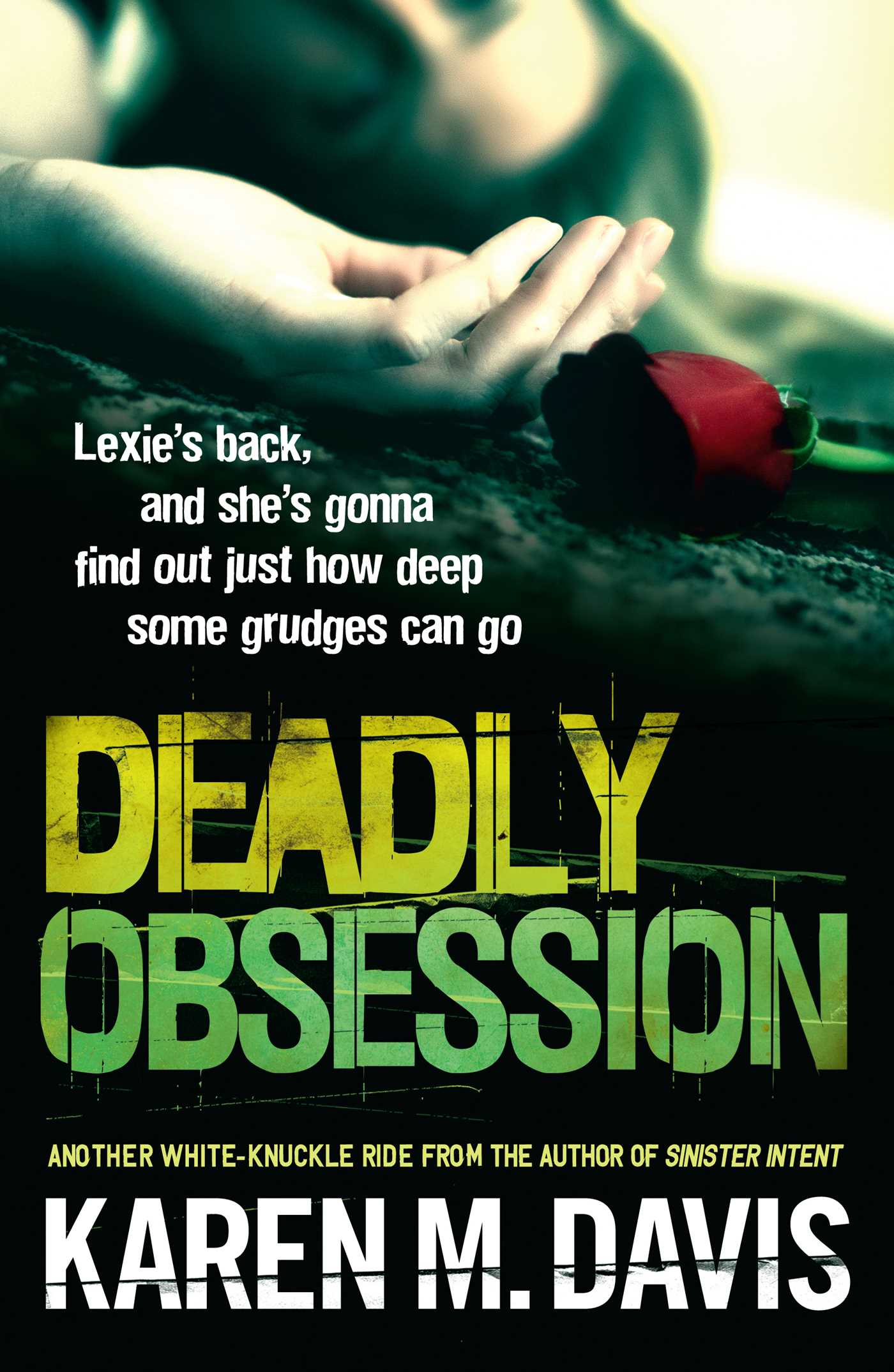 Image result for Deadly Obsession karen m davis