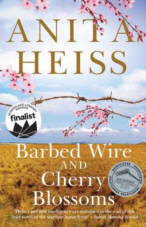 Image result for Barbed wire and cherry blossoms – Anita Heiss