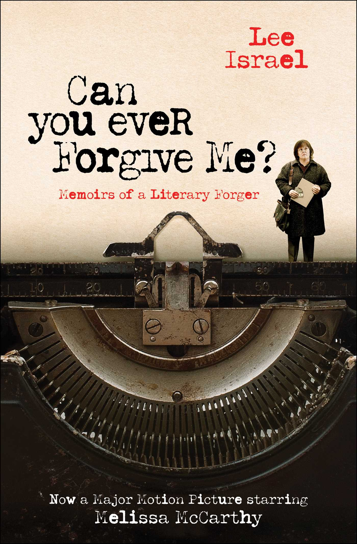 Can You Ever Forgive Me  Book by Lee Israel  Official Publisher Page  Simon  Schuster