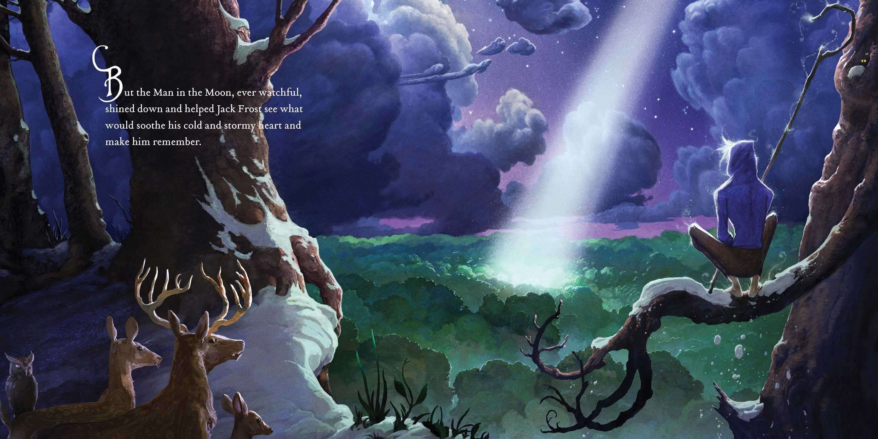 Jack Frost  Book by William Joyce  Official Publisher