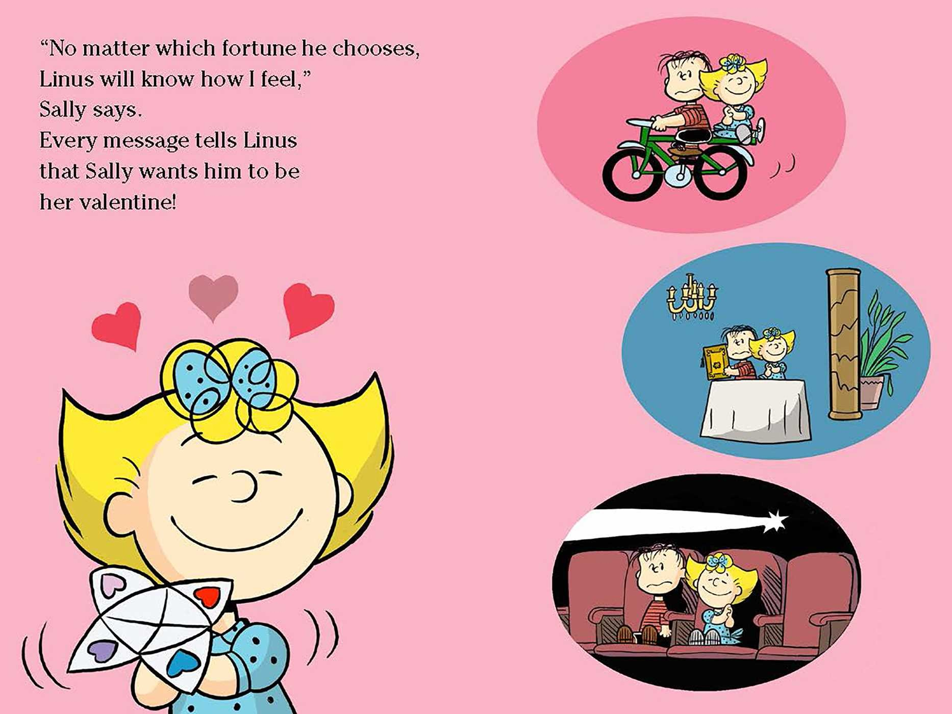 Happy Valentines Day Charlie Brown Book By Charles M