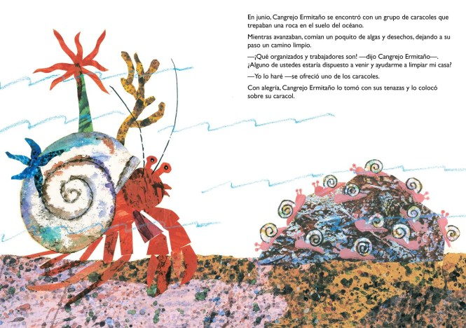 A House For Hermit Crab Online Book – Crab