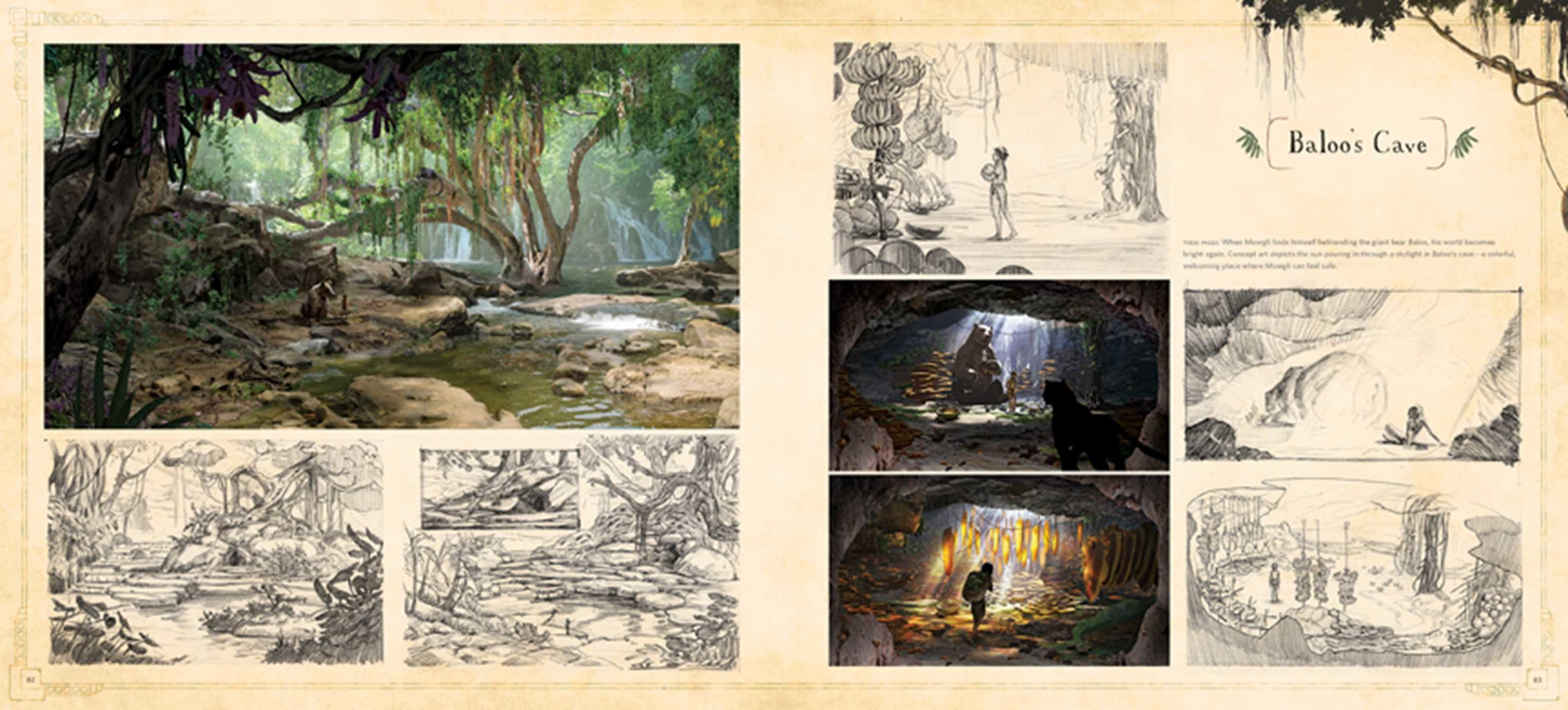 The Art Of The Jungle Book Book By Ellen Wolff Official