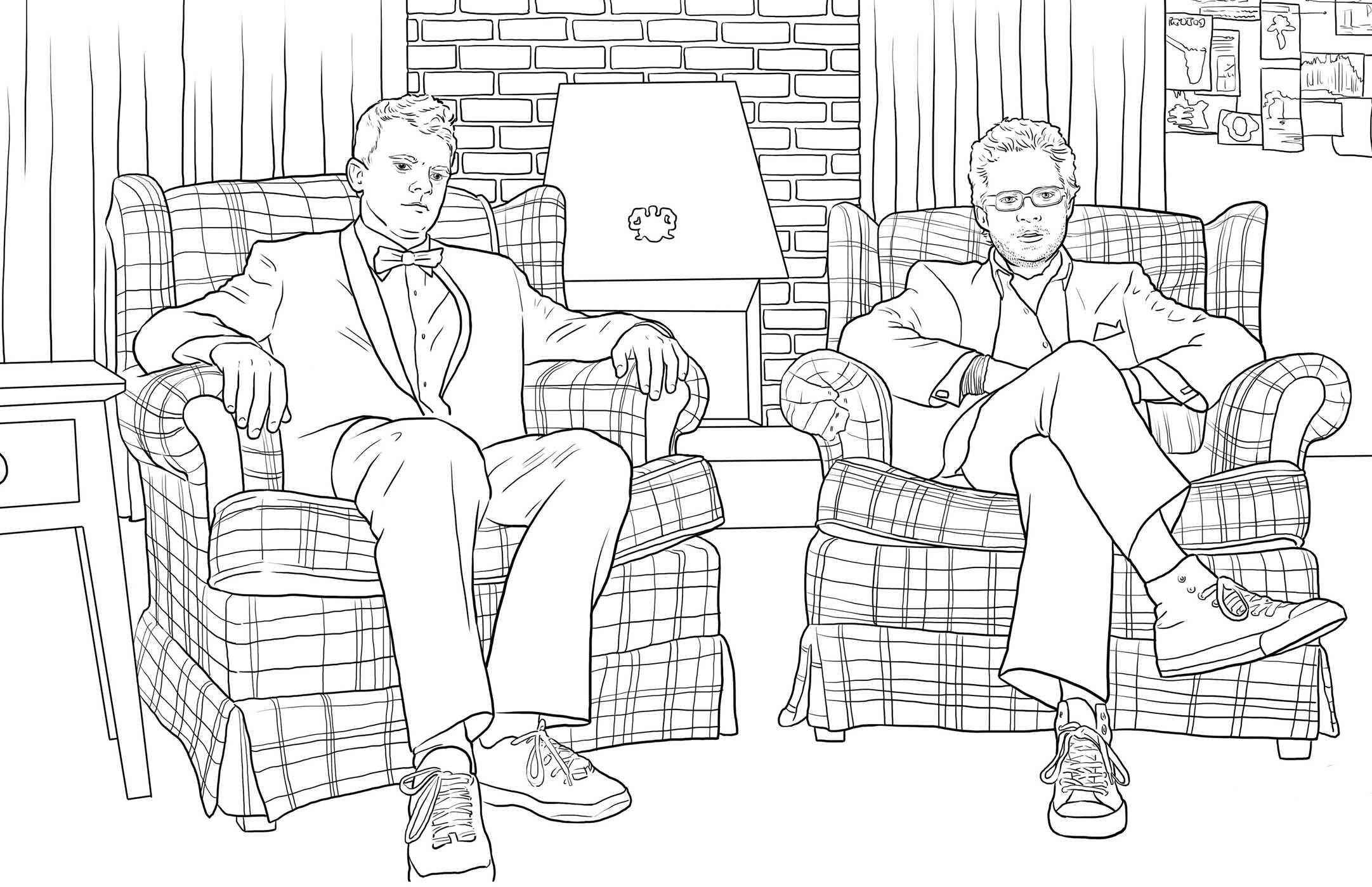 Supernatural The Official Coloring Book Book By Insight