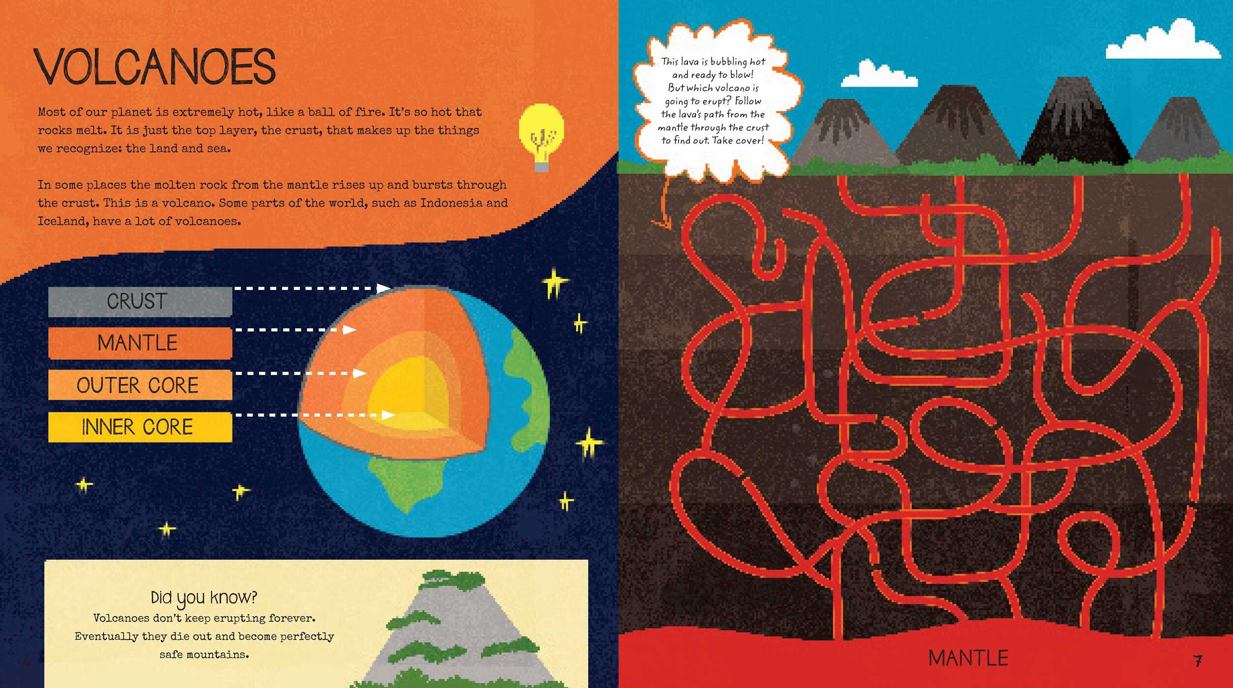 Stem Starters For Kids Geology Activity Book