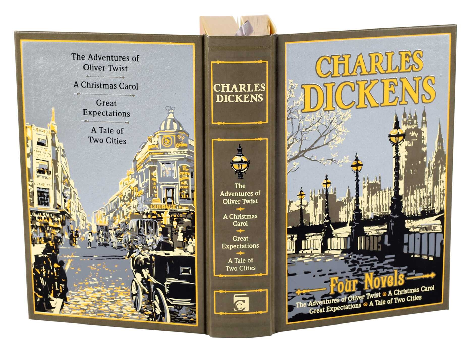Charles Dickens Four Novels