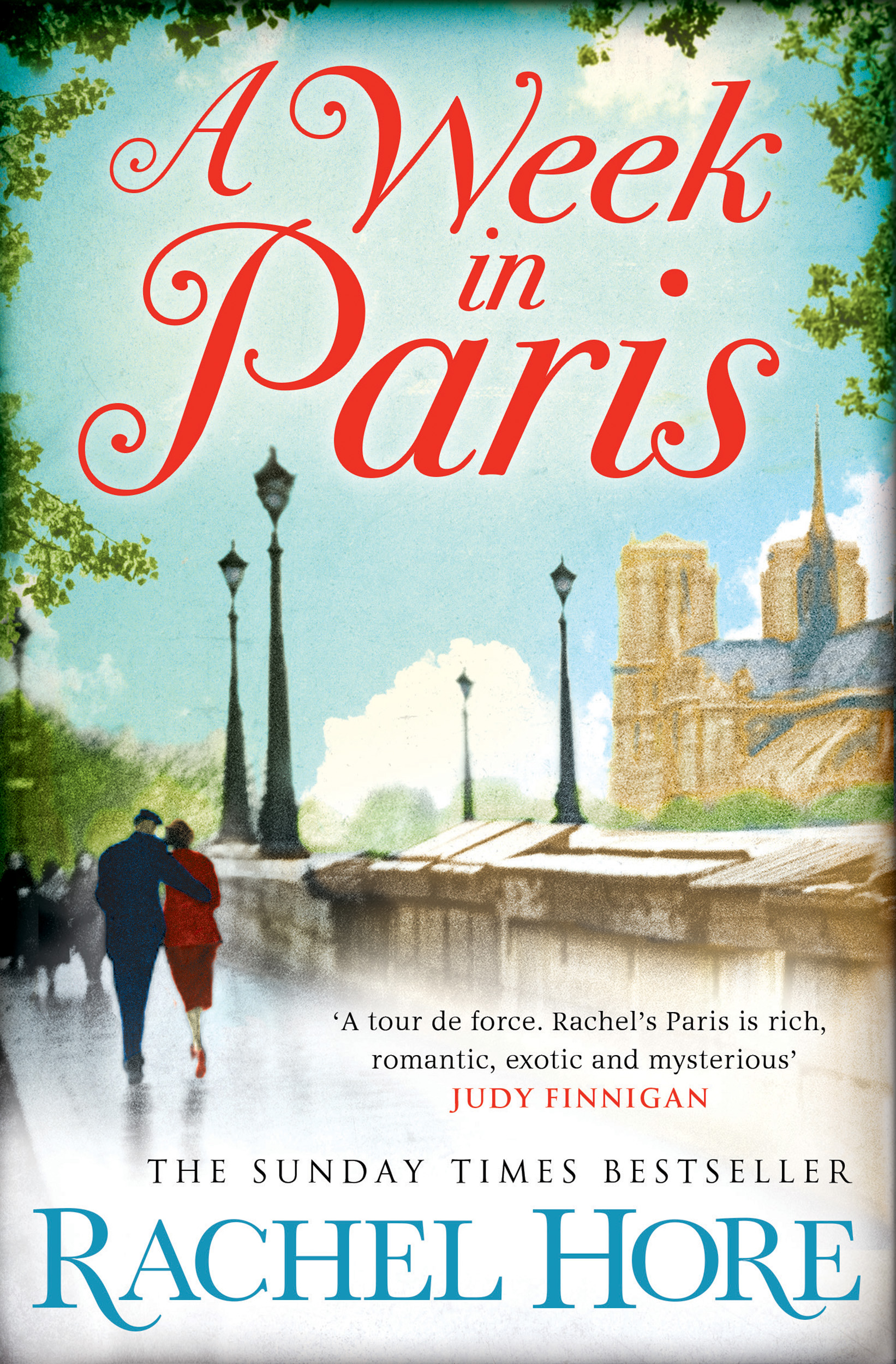A Week in Paris  Book by Rachel Hore  Official Publisher