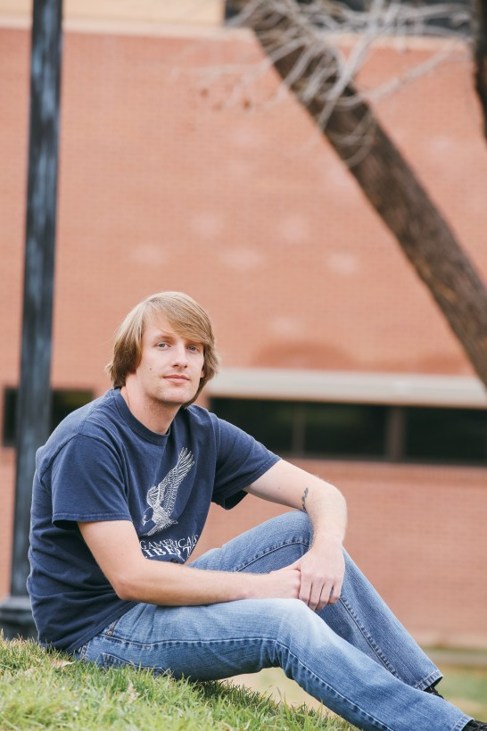William Jergins, Dixie State University student-plaintiff