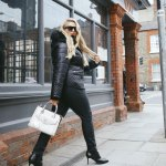 Imwearingri Faux Leather Blog Inspiration River Island