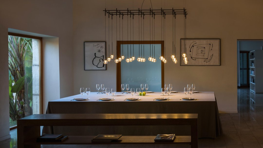 how to light a dining room design