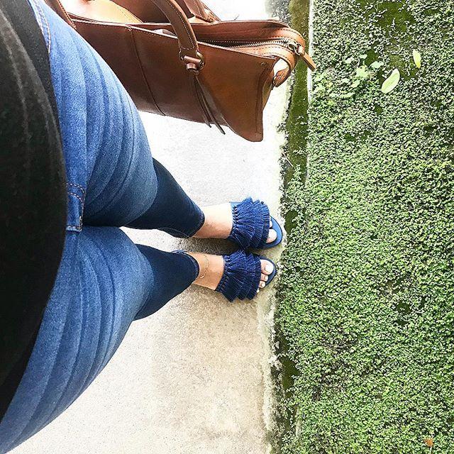 Women's Benetta Tassel Slide Sandals - A New Day - Target Finds