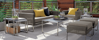 Outdoor Patio Furniture & Decor Ideas | Crate and Barrel
