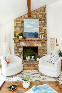How its Done: The Living Room Overhaul - Anthropologie Blog