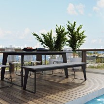 Outdoor Trend Concrete Furniture