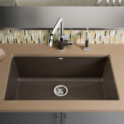 Kitchen Sink Types Materials Display A Guide To Design And Sizes