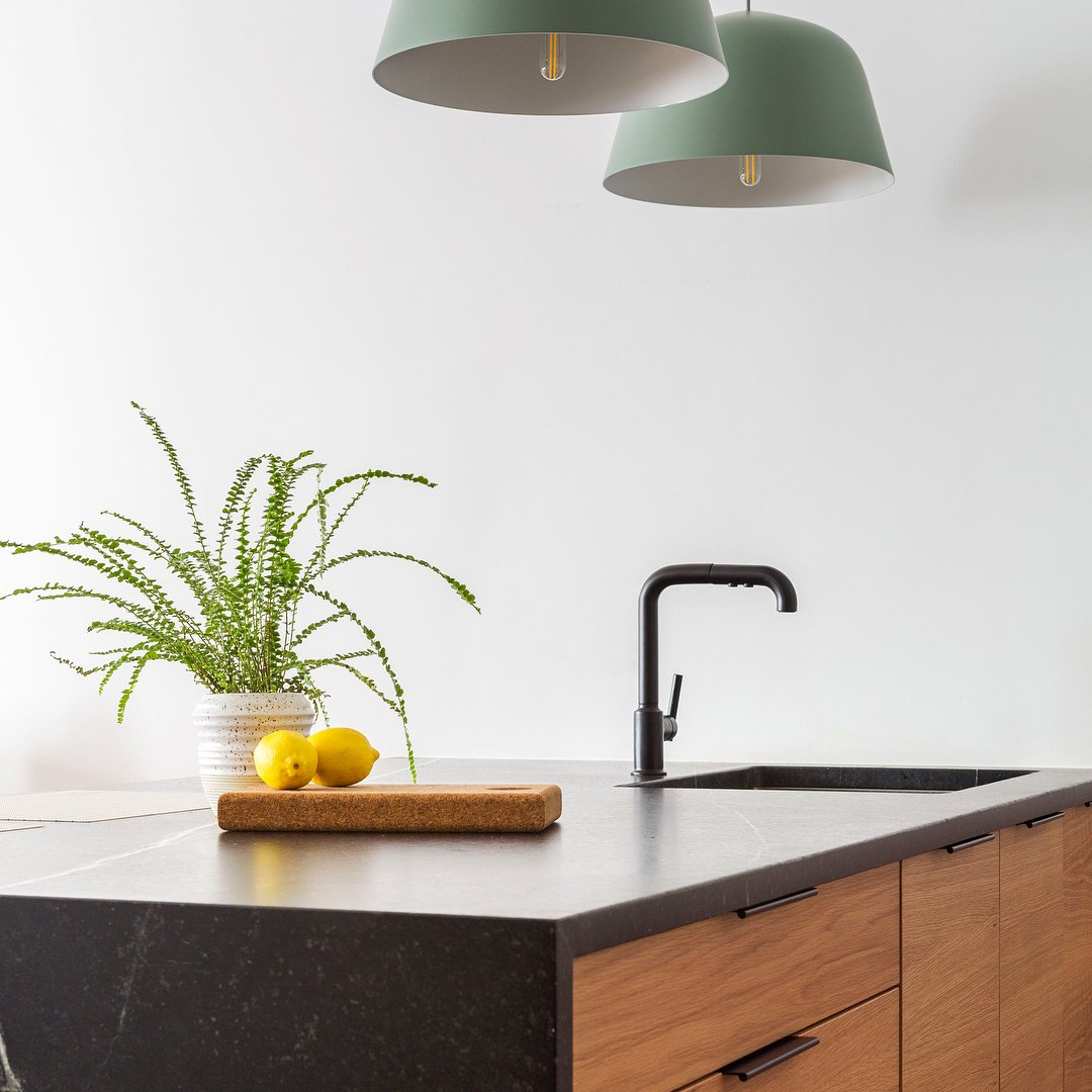 kitchen island lighting prefab cabinets how to light a design ideas tips curated image with ambit led pendant by muuto