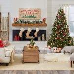 How To Create A Cozy Farmhouse Christmas Overstock Com